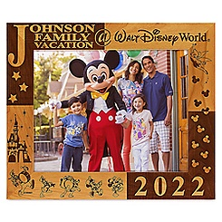 Walt Disney World 2013 Frame by Arribas - 8'' x 10'' - Personalizable