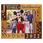 Walt Disney World 2016 Frame by Arribas - 8'' x 10'' - Personalizable