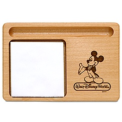 Walt Disney World Mickey Mouse Memo Holder by Arribas
