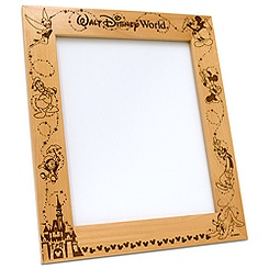 Walt Disney World Frame by Arribas - 8'' x 10''