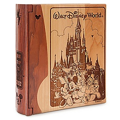 Walt Disney World Photo Album by Arribas - Personalizable
