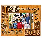 Walt Disney World 2013 Frame by Arribas - 4'' x 6'' - Personalizable