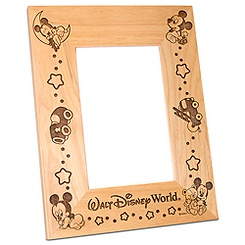 Walt Disney World Baby Mickey Mouse Photo Frame - 4'' x 6''