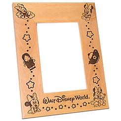 Walt Disney World Baby Minnie Mouse Photo Frame