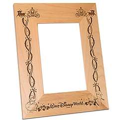 Walt Disney World Cinderella Wedding Photo Frame