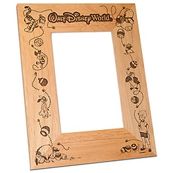 Walt Disney World Winnie the Pooh Photo Frame - Personalizable