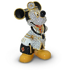 Doctor Mickey Mouse Jeweled Figurine by Arribas