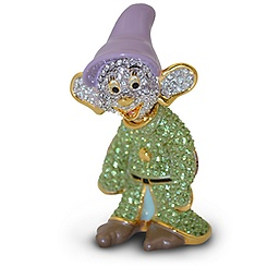 Limited Edition Dopey Jeweled Figurine by Arribas