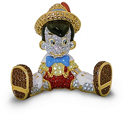 Pinocchio Figurine by Arribas - Limited Edition - Jeweled