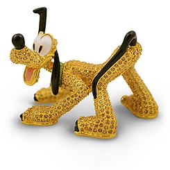 Limited Edition Jeweled Pluto Figurine by Arribas
