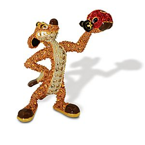 The Lion King Jeweled Figurine by Arribas - Timon
