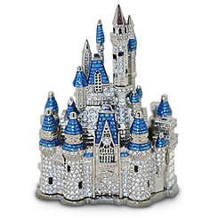 Jeweled Cinderella Castle by Arribas Brothers
