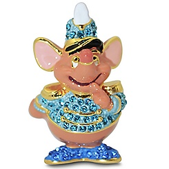 Gus Figurine by Arribas - Cinderella - Jeweled