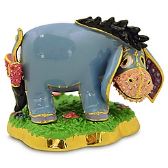 Jeweled Eeyore Figurine by Arribas Brothers