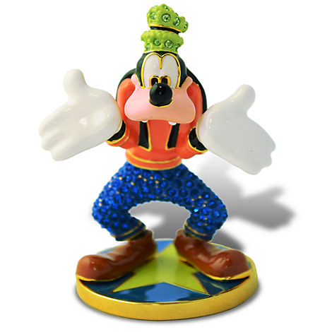 Limited Edition Goofy Jeweled Figurine by Arribas