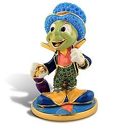 Limited Edition Jiminy Cricket Jeweled Figurine by Arribas