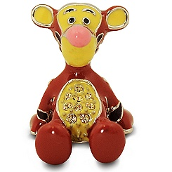 Jeweled Mini Tigger Figurine by Arribas