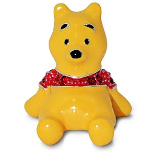 Winnie the Pooh Jeweled Mini Figurine by Arribas