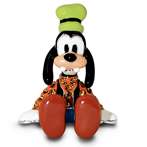Goofy Jeweled Mini Figurine by Arribas