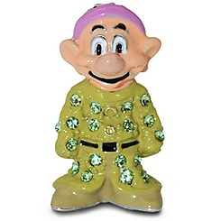 Jeweled Mini Dopey Figurine by Arribas