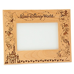 Walt Disney World Cinderella Castle Frame by Arribas - Personalizable