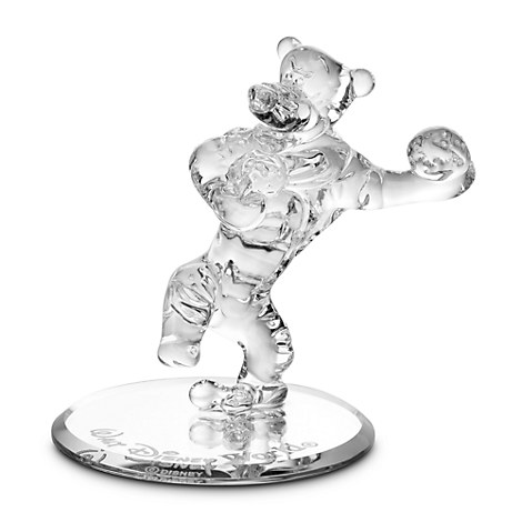 Tigger Glass Figurine by Arribas Brothers