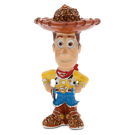 Woody Jeweled Mini Figurine by Arribas