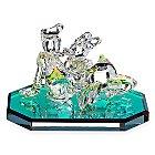 Donald and Daisy Duck Figurine by Arribas - Walt Disney World