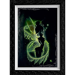 Tinker Bell ''Faith, Trust, and Pixie Dust'' Limited Edition Giclee by Noah