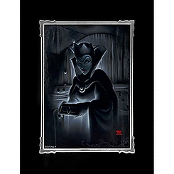 ''Heartless Evil Queen'' Deluxe Print by Noah
