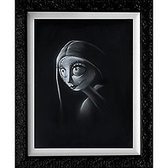Sally - Nightmare Before Christmas Limited Edition Giclée by Noah