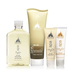 Sea Salt Body Treatment Set