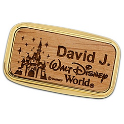 Walt Disney World Money Clip by Arribas - Personalizable
