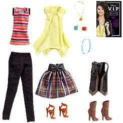 Alex Russo Fashion and Accessory Pack - 13-Pc