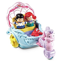Ariel Coach Little People Set by Fisher Price
