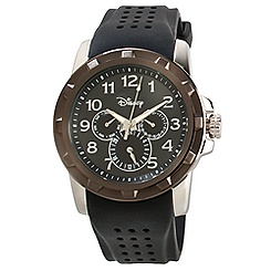 Mickey Mouse Icon Chronograph Watch for Adults - Black