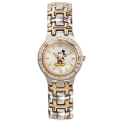 Mickey Mouse Duo-Tone Spirit Watch