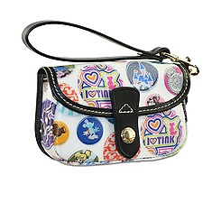 Mickey Mouse Wristlet Bag by Dooney & Bourke