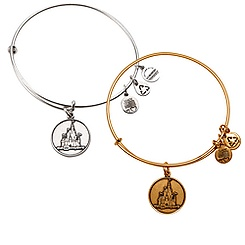 Cinderella Castle Bangle by Alex and Ani - Walt Disney World