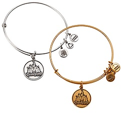 Sleeping Beauty Castle Bangle by Alex and Ani - Disneyland