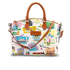Disneyland Satchel by Dooney & Bourke