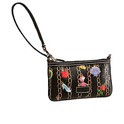 Disney Charms Wristlet by Dooney & Bourke - Black