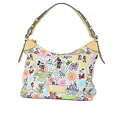 Disney Sketch Champsac Bag by Dooney & Bourke