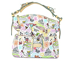 Pocket Satchel Bag by Dooney & Bourke