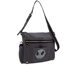 Tim Burton's The Nightmare Before Christmas Messenger Bag
