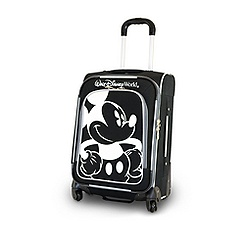 Mickey Mouse Luggage - Walt Disney World - 20''