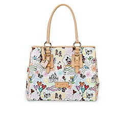 Disney Sketch Large Tote by Dooney & Bourke