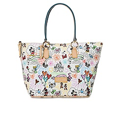 Disney Sketch Large Shopper by Dooney & Bourke