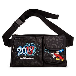 Sorcerer Mickey Mouse Travel Pack - Walt Disney World 2013