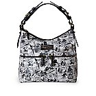 Mickey Mouse Comics North/South Zipper Sac by Dooney & Bourke